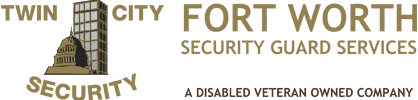 Fort Worth Security Guard Services Logo